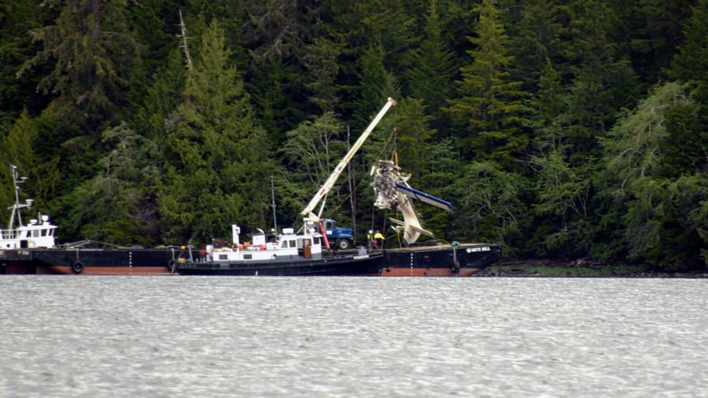 Preliminary report into fatal Alaska float plane crash reveals chilling details
