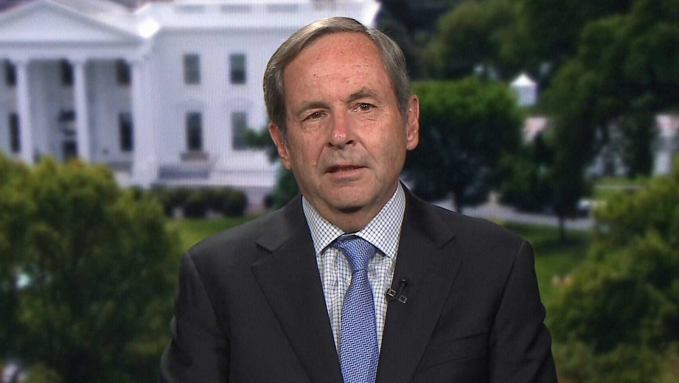 Canadian Ambassador to the United States David MacNaughton speaks with CTV's Question Period.