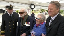 War veterans honoured at Colwood ceremony