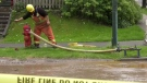 Residents upset with city after water main breaks