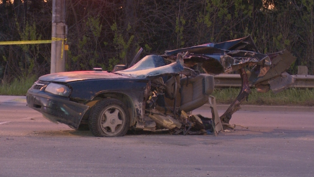 Speed was a factor in deadly collision in Guelph: police