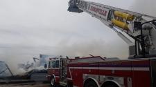 Kingsville fire department