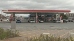 Halifax Regional Police have arrested a 31-year-old man after an attempted theft of a vehicle at a Halifax gas station.