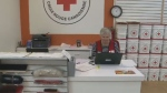 The Canadian Red Cross has opened their first 'flood recovery centre' in Fredericton.