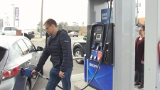 Gas prices hurting long weekend plans