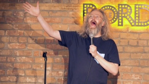 Montreal vet trades clinic for comedy