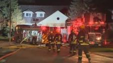 Winnipeg fire fighters battle four fires in 24 hou