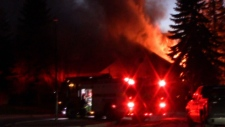 Firefighters battle 4 fire in 24 hours