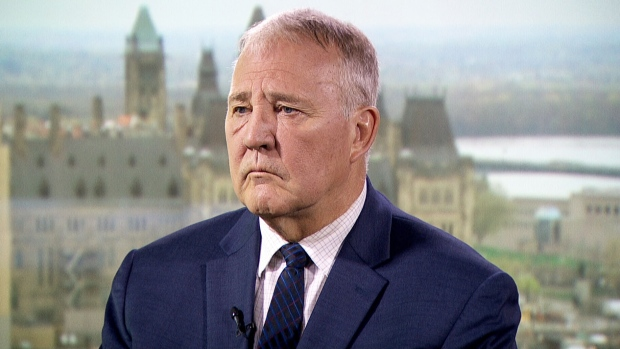 CTV QP: Blair on money laundering, handgun ban