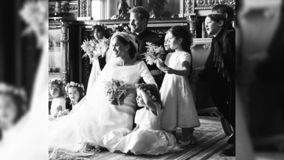 Prince Harry married Meghan, Duchess of Sussex on May 19, 2018. (Chris Allerton/Joe Short / Sussex Royal)