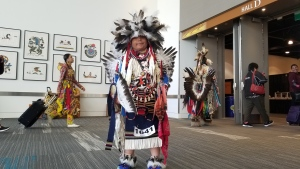Manitobans filled the RBC convention centre Saturday, May 18 and Sunday, May 19 to celebrate Indigenous arts, culture and music for the 2019 Manito Ahbee Festival. (Source: Dan Timmerman/CTV Winnipeg)