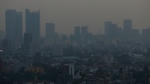 Smog cripples Mexico City for third day