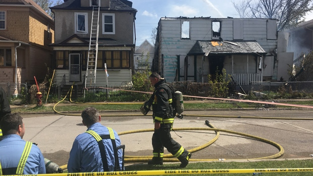 Police believe West End house fire deliberately set