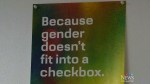 N.B. to allow gender neutral option