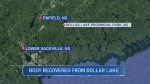 Halifax RCMP recovered the body of a 72-year-old fisherman who had been reported overdue on the evening of May 18.
