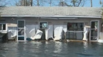 New Brunswick's Emergency Measures Organization are offering free home inspections for residents whose homes suffered flood damage.