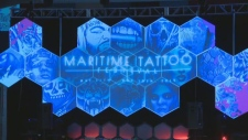 Hundreds of tattoo artists and enthusiasts have gathered in Halifax this weekend for the 13th annual Maritime Tattoo and Music Festival.