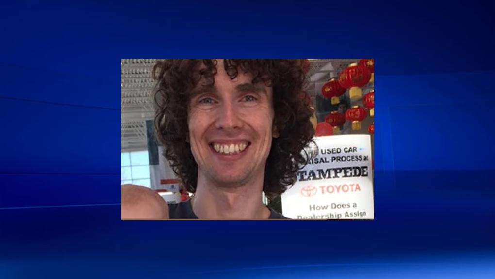 Police search for man last seen in Calgary last week