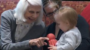 CTV National News: Babies help seniors