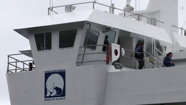 Ferry Tazlina