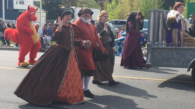 Woodstock Victoria Day Parade (Photos by Brent Lale / CTV London)