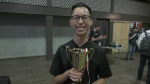 A Vancouver resident has been crowned the newest Canadian yo-yo champion.