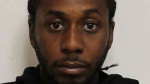 Michael Smith, 29, charged in connection with a murder investigation in Rexdale. (Toronto police handout)