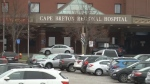 Medical staff at the Cape Breton Regional Hospital are dealing with high volumes of patients, as the only hospital offering emergency services in the municipality this long weekend.