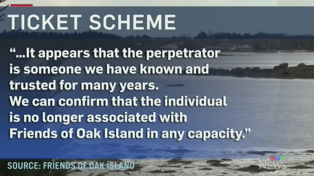 Mounties make arrest in Oak Island fraud investigation | CTV