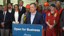 CTV News: Jason Kenney's carbon tax promise
