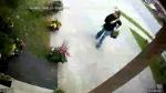 Flower thief