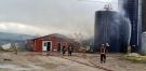 Barn fire Moorefield