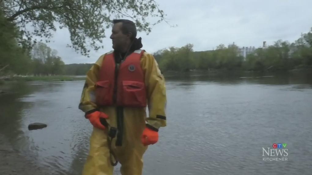 Cambridge Fire keeps water rescue skills sharp
