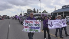 Justice for Tori Victoria Day parade