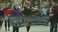 Cathedral Village Arts Festival kicks off
