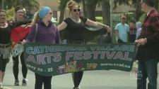 Cathedral Village Arts Festival kicks off