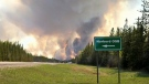 CTV National News: Wildfires in Alberta