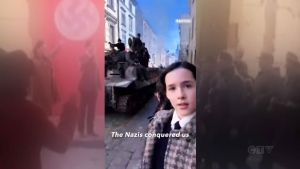 CTV National News: Holocaust through Instagram