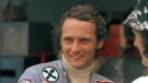 File - In this Jan. 12, 1975 file photo, Austrian auto racer Niki Lauda, pictured during the Argentine Grand Prix in Buenos Aires. (AP Photo/E. Di Baia)