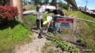 Caught on cam: Man finds stolen dirt bike