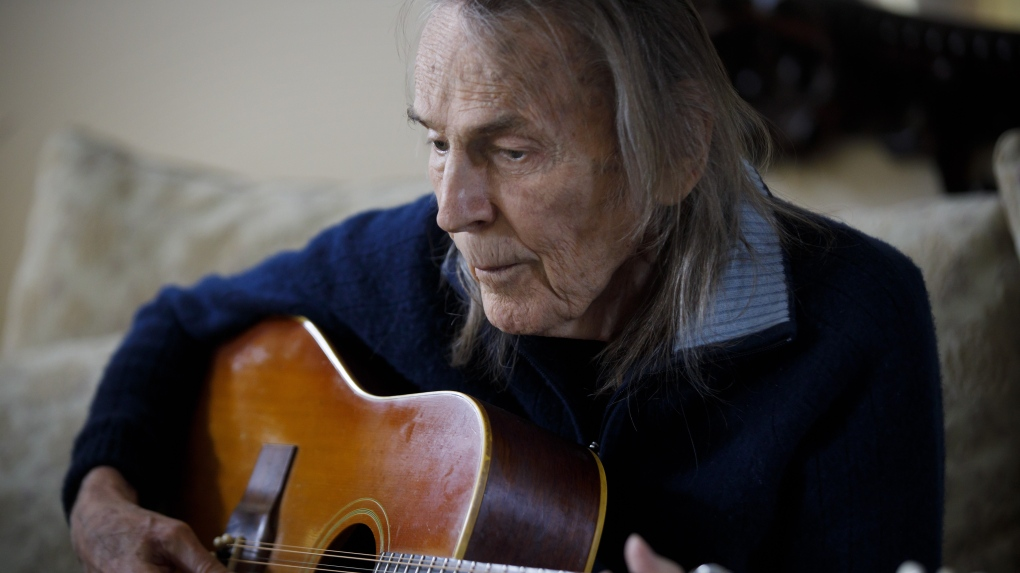 Gordon Lightfoot on starring in a 'legacy' documentary about himself