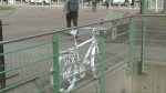 Ghost bike reminder