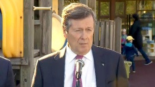 Toronto Mayor John Tory