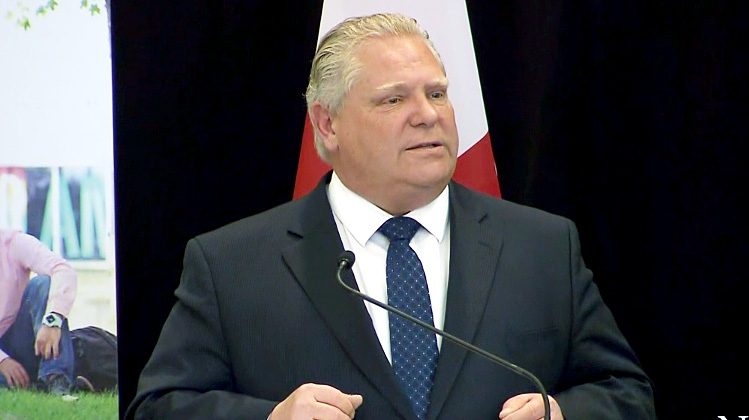 Ford wants municipalities, school boards to refocus budgets by funding 'line-by-line' audits