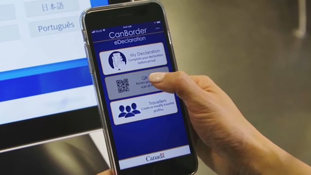 CanBorder app launched to speed up customs process