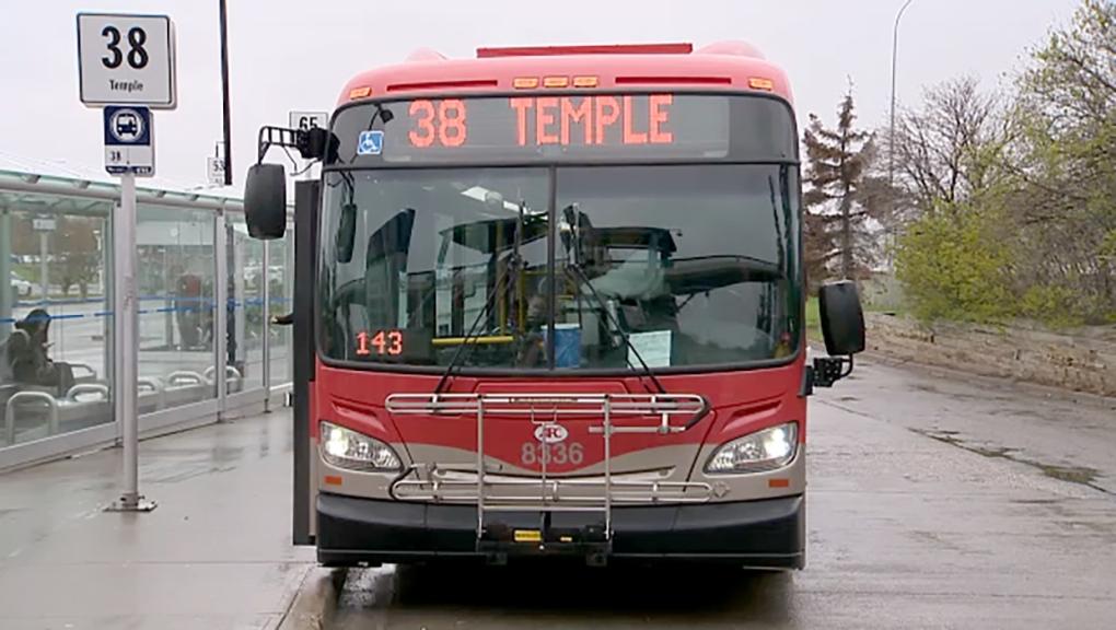 Calgary Transit pilot program