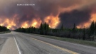 High Level fire Courtesy Deb Stecyk