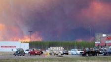 CTV News: Thousands evacuated in Alberta