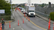 Bay Street Bridge closure