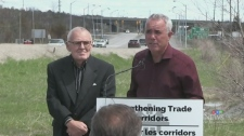 Federal funding to help close Hwy 69 4-laning gap
